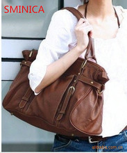 Casual large Tote Women Shoulder Bags Leather Women crossbody Bags Designer vintage Female Handbags Hobo Bags Lady message Bags
