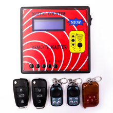 New Computer Remote Control Digital Counter Remote Master Auto key programmer With 5pcs Fixed Code Remote Keys 290-450MHZ(China)
