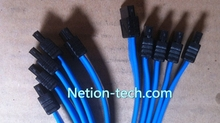 10pc/lot NEW Original for DELL Server /workstation SATA 3 data cable SAS HDD cable CN-0C293J 0C293J