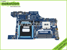NOKOTION Motherboard for Lenovo ThinkPad edge E540 FRU 04X4781 Mother Boards AILE2 NM-A161 HM87 GMA HD5000 DDR3 Laptop Mainboard