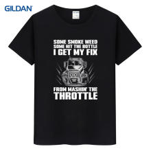 Buy Tee Shirt Designs 2017 Truck Car Lovers Gifts I Hit The Throttle Where Can I Buy T Shirt Hip Printed T-Shirt Buy Online
