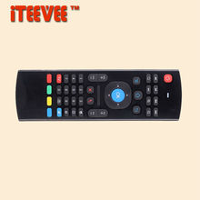 1PC Air Fly Mouse Remote Control MX3 Air Mouse Wireless 2.4G Remote Control Keyboard for Android TV Box / Mini PC