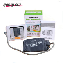 yongrow Blood Pressure Monitor Tonometer Fully Automatic Digital Upper Arm Blood Pressure Monitor BP Monitor(China)