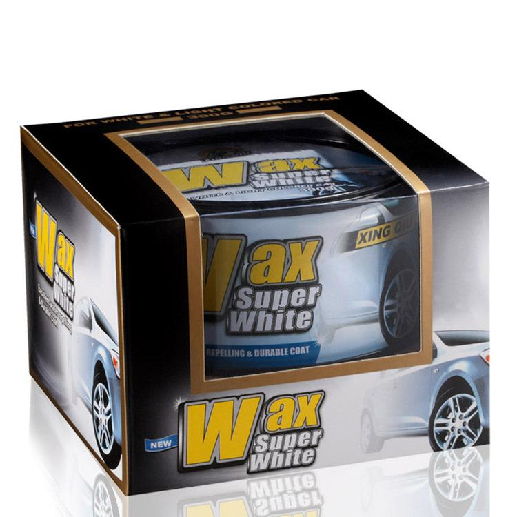 Lumiparty Wax-Set Car-Wax Crystal Hard-Paint Auto-Care-Crystal-Plating Resin Waterproof title=