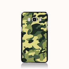 14574 Camouflage Military camo cell phone case cover for Samsung Galaxy J1 MINI J2 J3 J7 ON5 ON7 J120F 2016