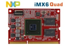 i.mx6quad core module i.mx6 android development board imx6cpu cortexA9 soc embedded POS/car/medical/industrial linux/android som(China)