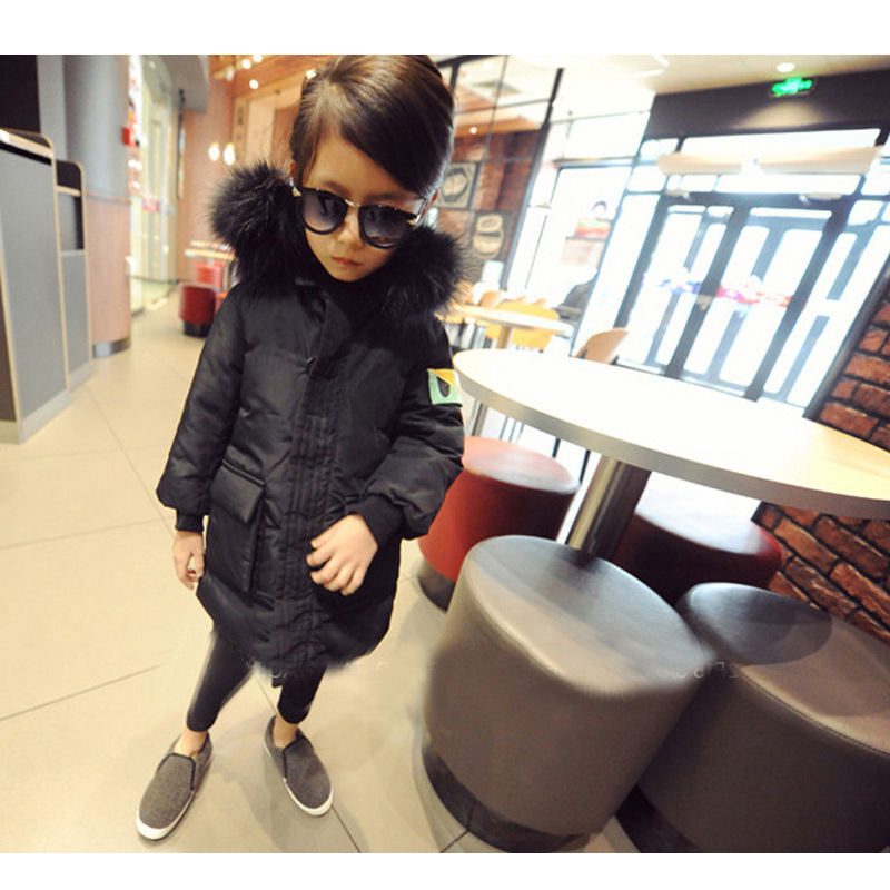 2017 Autumn And Girls Winter Jackets Boys Girl Keep Warm Down Coat Children Long Special Jacket For Îäåæäà è àêñåññóàðû<br><br>