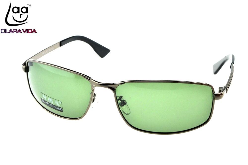 =CLARA VIDA= Myopia Polarized sun glasses al-mg alloy leg shield Custom Made Nearsighted Minus Prescription Sunglasses -1 To-6<br><br>Aliexpress