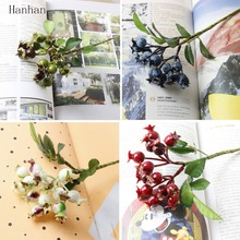 Perfume lily simulation flower stock vase put home decoration high - grade fake flowers wholesale