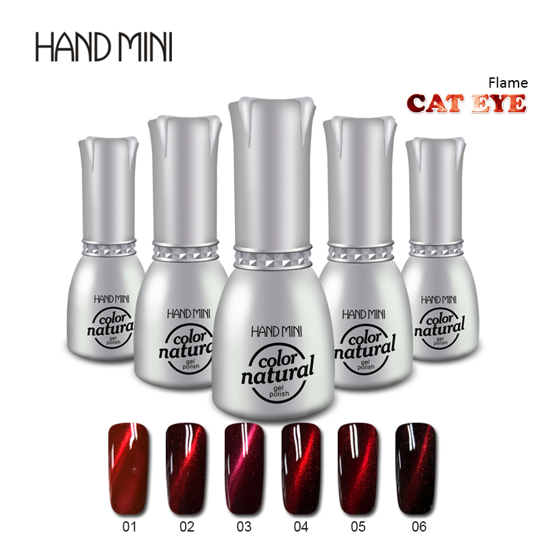 3D Cat Eyes UV Gel Polish Gellak 10ml Long Lasting Led UV Gel Nail varnish Soak Off Colorful Magnetic Nail Gel Polish Nails Sal<br>