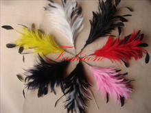 2017 New Fashion Lady Women Feather Hair Clip Brooch Fascinator Hair Accessories Bridal Wedding Party Dress Hair Decoration