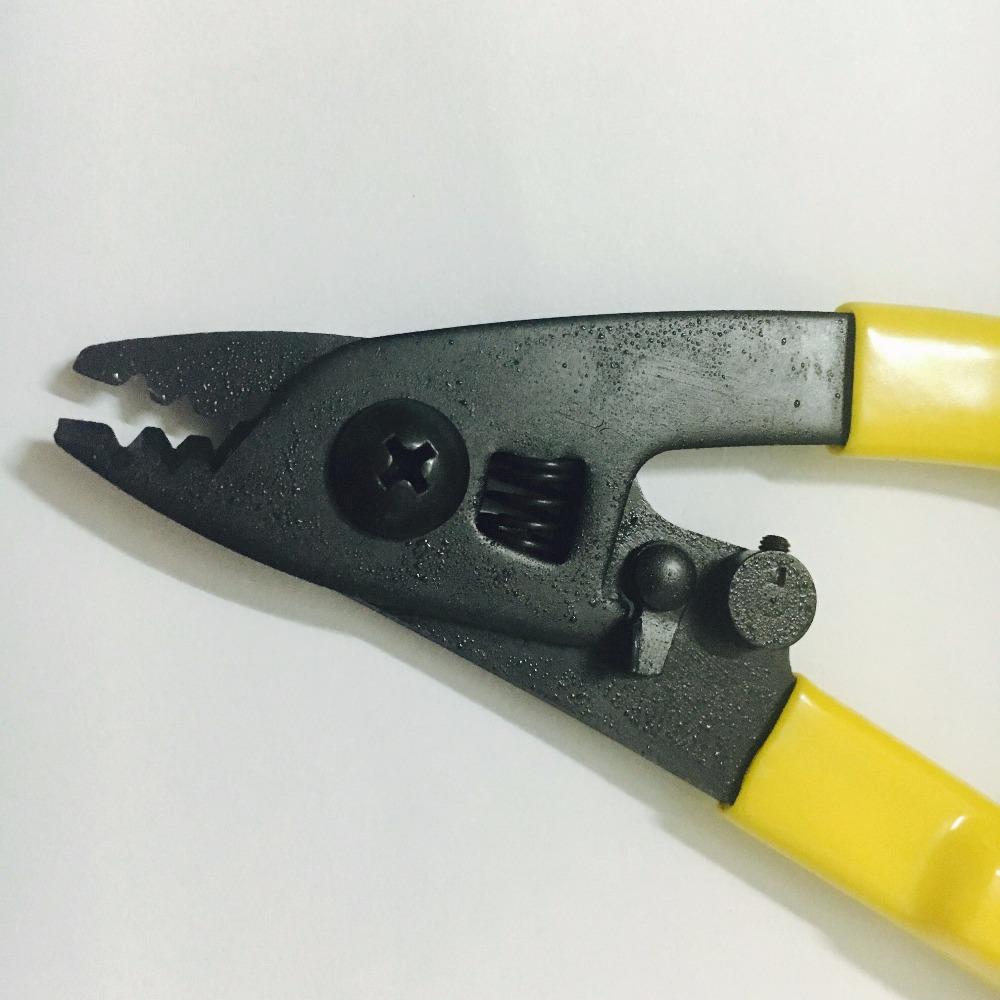tri hole fiber stripper 19