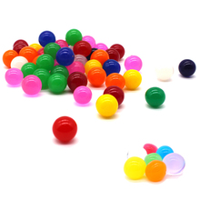 50pcs/25pcs Bouncing ball Outdoor Beads Magic Ball Pearl Shaped Soft Ball  Small Bolus  Toys Children Outdoor Toys Kids Gifts