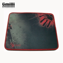 Gmilli New Rubber Speed Edition Gaming Medium Size 320*240*3mm Mouse Pad Mat Thicken Laptop Computer PC Mousepad Dropshipping(China)
