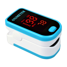 LED Display Finger Pulse Oximeter Monitor Instant Read Blood Oxygen Saturation Portable Fingertip Pulse Oximeter SPO2 Monitor(China)