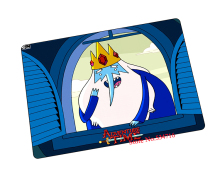 Adventure Time mouse pad The Ice King game pad to mouse notebook computer mouse mat brand gaming mousepad gamer laptop(China)