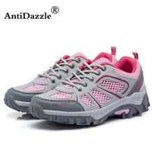 Antidazzle 2016 Men Women Sport Boots Uneebtex Waterproof Outdoor Shoes Sport Sneakers for Women