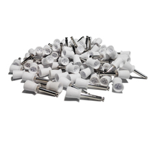 High Quality 100pcs/bag Dental Materials Used in Dental Polishing Cup Dental Bending Machine Free Shipping