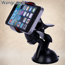 Wangcangli 360 Degree Rotating car-styling POP Phone Holder Windshield Mount Holder Sucker car Phone Holder For iPhone