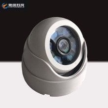 The new camera 6pcs  blue infrared lamp high quality cheap 720p dvr camera with 4 pin aviation connector