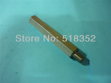 T031 M8 x 80mm/ 90mm Heightening Hexagon Stainless Cap Screw for EDM Wire Cutting Machine Jig Tools Accessaries(China)
