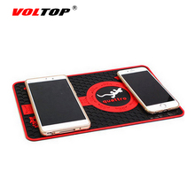 VOLTOP Sticky Gel Pad Anti Slip Mat Mobile Phone Anti Skid Pads GPS Non Slip Mat Silicone Rubber Chinese Style car-styling cover(China)