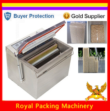 best sales special for bag rice tea vacuum sealer,vacuum packing machine, vacuum sealing packaging machine with quadrate area