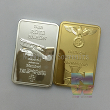 MIx order 1939 GERMAN BANK BULLION BAR German cross Eagle bar coin Deutsche Reichsbank Bullion silver Bar 1 OZ WWII round