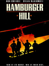 Hamburger Hill Helicopter War Movie Art Huge Print Poster TXHOME D7813