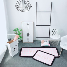 Little Fairy Style Mat Bedroom Living Room Pink White Cloakroom Balcony Floating Window Floor Mats Office Chair Outdoor Carpet(China)