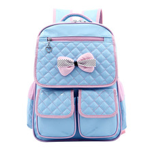 Fashion Children Shoulder School Bags Girls Backpacks Schoolbag Primary Girl Mochila children quality school bag - Lucky In The Store store