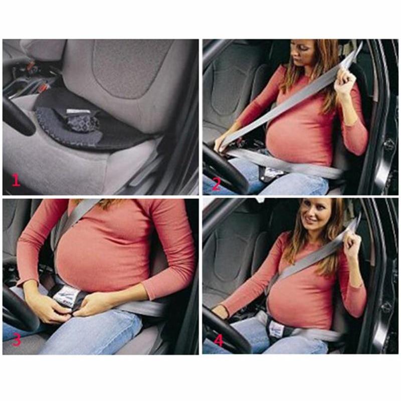 Подушка на ремень безопасности для беременных 48