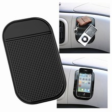 Car Grip Pad Non Slip Sticky Anti Slide Dash Cell Phone Mount Holder Mat For LG Huawei Google Nexus 6P 5X iPhone 7 Plus 6S 6 SE