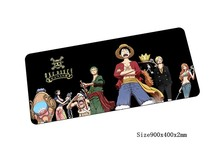 one piece mouse pad locked edge pad to mouse notbook computer mousepad custom gaming padmouse gamer to anime keyboard mouse mats