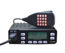 TC-898UV 10w 199CH VHF&UHF Dual Band Ham Radio Mobile FM Transceiver(China)