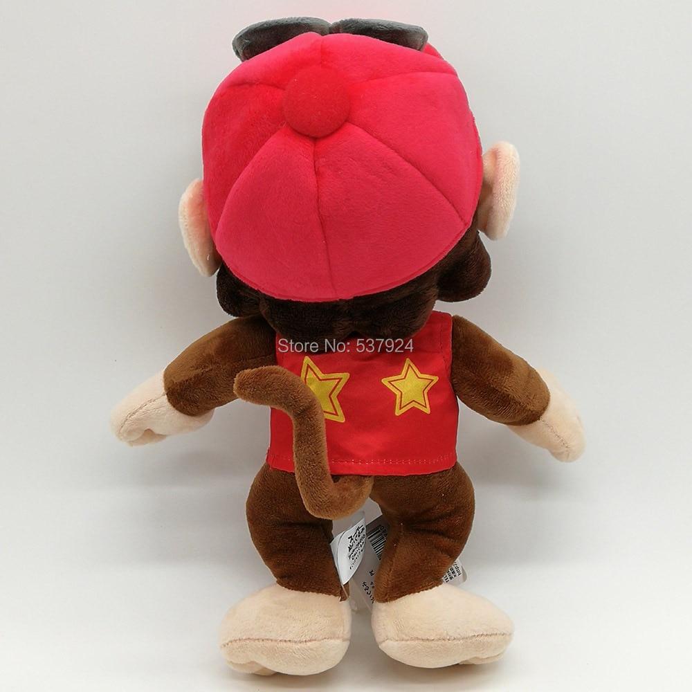 Mario diddy kong Odyssey Hat-11inch-160g-25-A