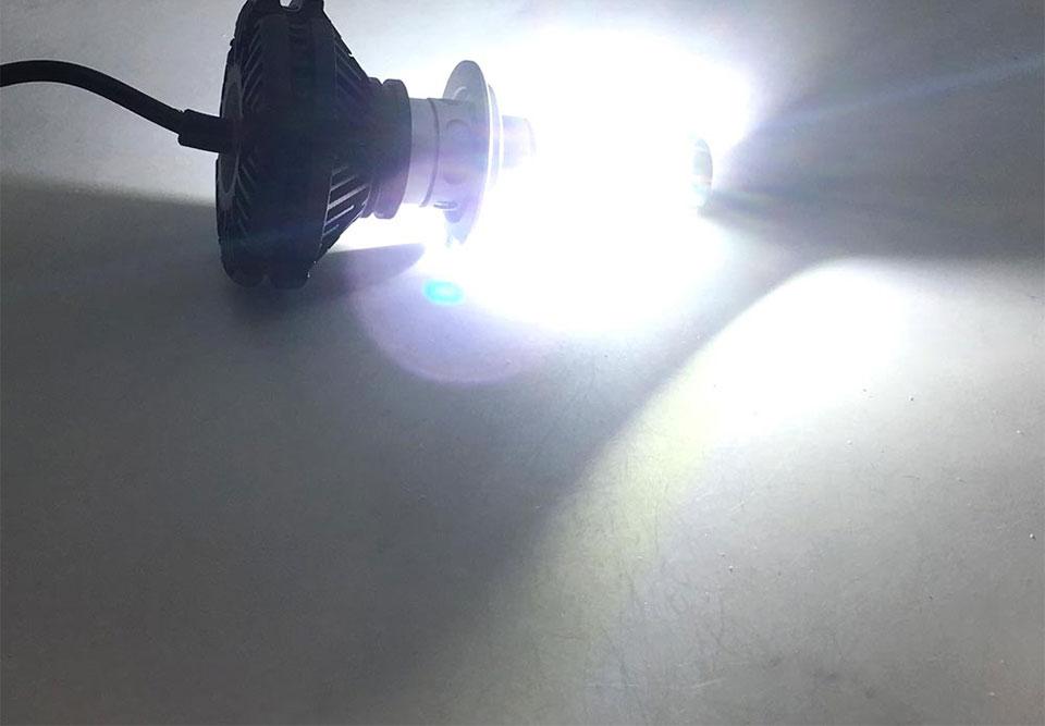 ZES COB LED Chip for X3 Car Headlight Bulbs H1 H3 H4 H7 9005 9006 880 H13 9004 9007 Auto Headlamp Light Source X3 ZES Chip (16)