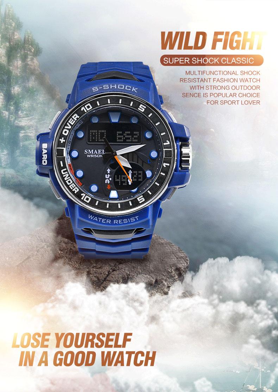 1sport digital watch