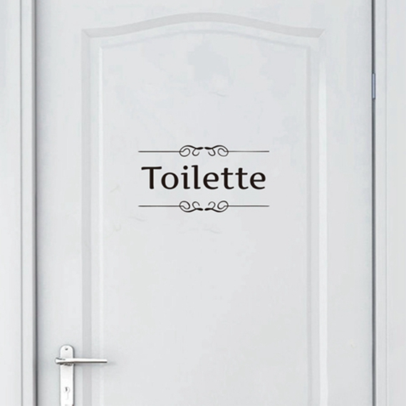 toilet balck_