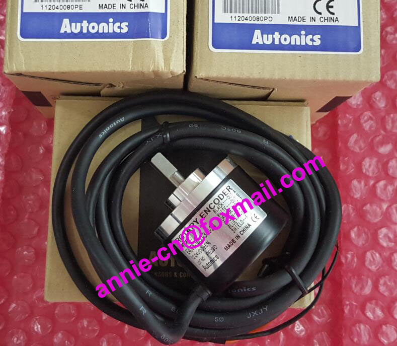 E50S8-600-3-T-24  New and original  AUTONICS  ENCODER  12-24VDC<br><br>Aliexpress