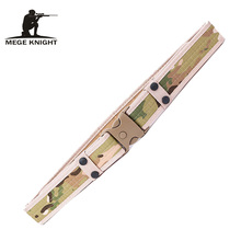 Buy Tactical Gear Multicam Mens Army Military Tactical Belt Camouflage MOLLE Padded Waist Belt Men Airsoft Combat Belts Male for $9.87 in AliExpress store