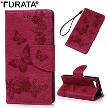 "Buy Sony Xperia X Compact Phone Cover Luxury 3D Butterfly Magnetic Flip Leather Case Sony X Compact F5321 4.6"" Stand Wallet for $2.93 in AliExpress store"