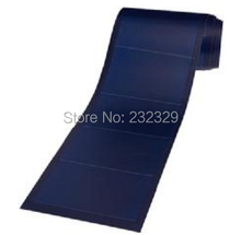 Hot sale 68W thin film flexible solar panel , suitable install on proof good performance at low light.(China)