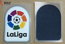 2016-2017 LFP patch New La liga patch player version game patch Big LFP and Past season old LFP patch free shipping(China)