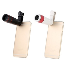 12X Telephoto Lens Smart Phone Optical Zoom Telescope Camera Lenses External Smartphone Camera Lens for iPhone Android