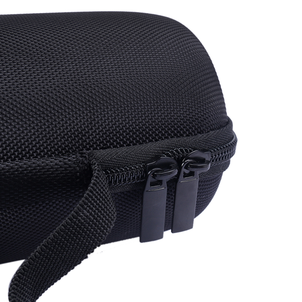 2018 EVA PU Protective Speaker Cover Pouch Bag Case For JBL Flip3 Flip 3 Flip4 Flip 4 Speaker Case Extra Space for Plug & Cables
