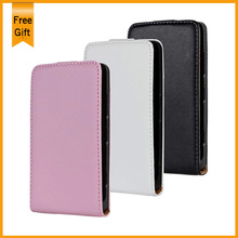 Magnetic Genuine Leather Flip Case Vertical Cover For Nokia Lumia 820 N820 Moblie Phone Bags Pouch Black White with Gift