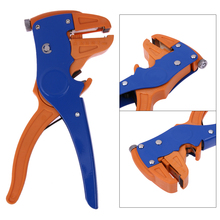 1cm Blade Mini Self-Adjusting Insulation Wire Stripper Portable Automatic Wire Stripping Plier Tool FREE SHIPPING