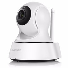 Buy SANNCE 720P Wireless IP Camera Wifi Smart IR-Cut Night Vision P2P Baby Monitor Surveillance Onvif Network CCTV Security Camera for $24.92 in AliExpress store