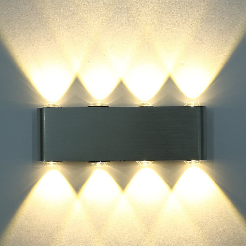 Modern Wall Lamp Bedroom Bathroom Led Wall Light For Home Lighting Up Down Wall Sconce Lighting Reading Led Retro Lamp Luminaire<br><br>Aliexpress